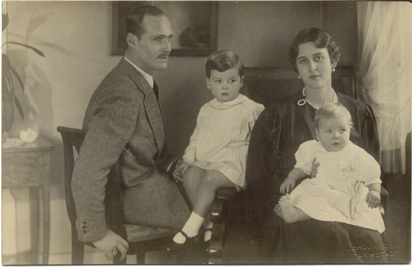 November 16 1937 Deaths Of The Grand Ducal Family Of