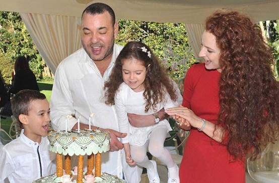 Mohammed VI_family