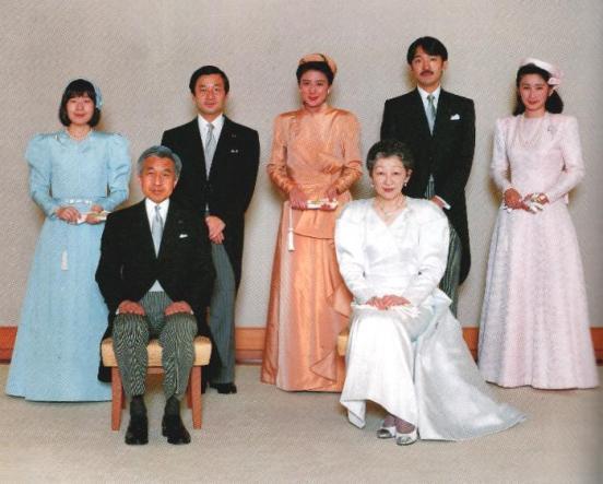 Sayako_family