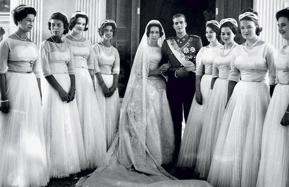 Wedding of King Juan Carlos of Spain and Princess Sophia of