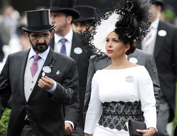 Sheikh Mohammed And Princess Haya At Royal Ascot 2014 Photo Zimbio