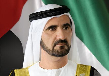 Sheikh Mohammed bin Rashid Al Maktoum, Emir of Dubai, Vice-President and  Prime