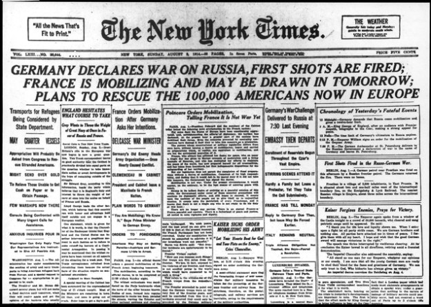 WWI_NYTimes_08051914
