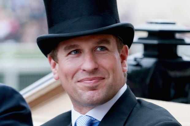 Peter Phillips, son of The Princess Royal | Unofficial Royalty