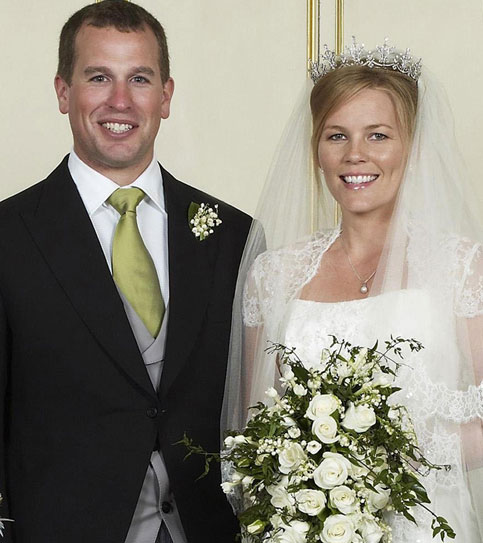Peter Phillips Son Of The Princess Royal Unofficial Royalty,Formal Summer Beach Wedding Guest Dresses