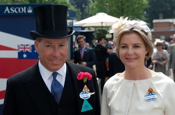 Znalezione obrazy dla zapytania: earl of snowdon and wife 2019