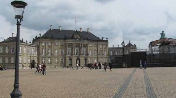 Frederik VIII's Palace. photo: © Susan Flantzer