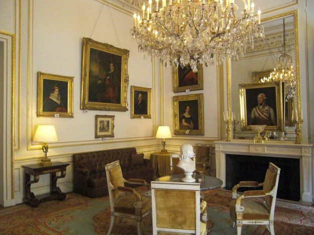 The Coburg Room. photo © Susan Flantzer