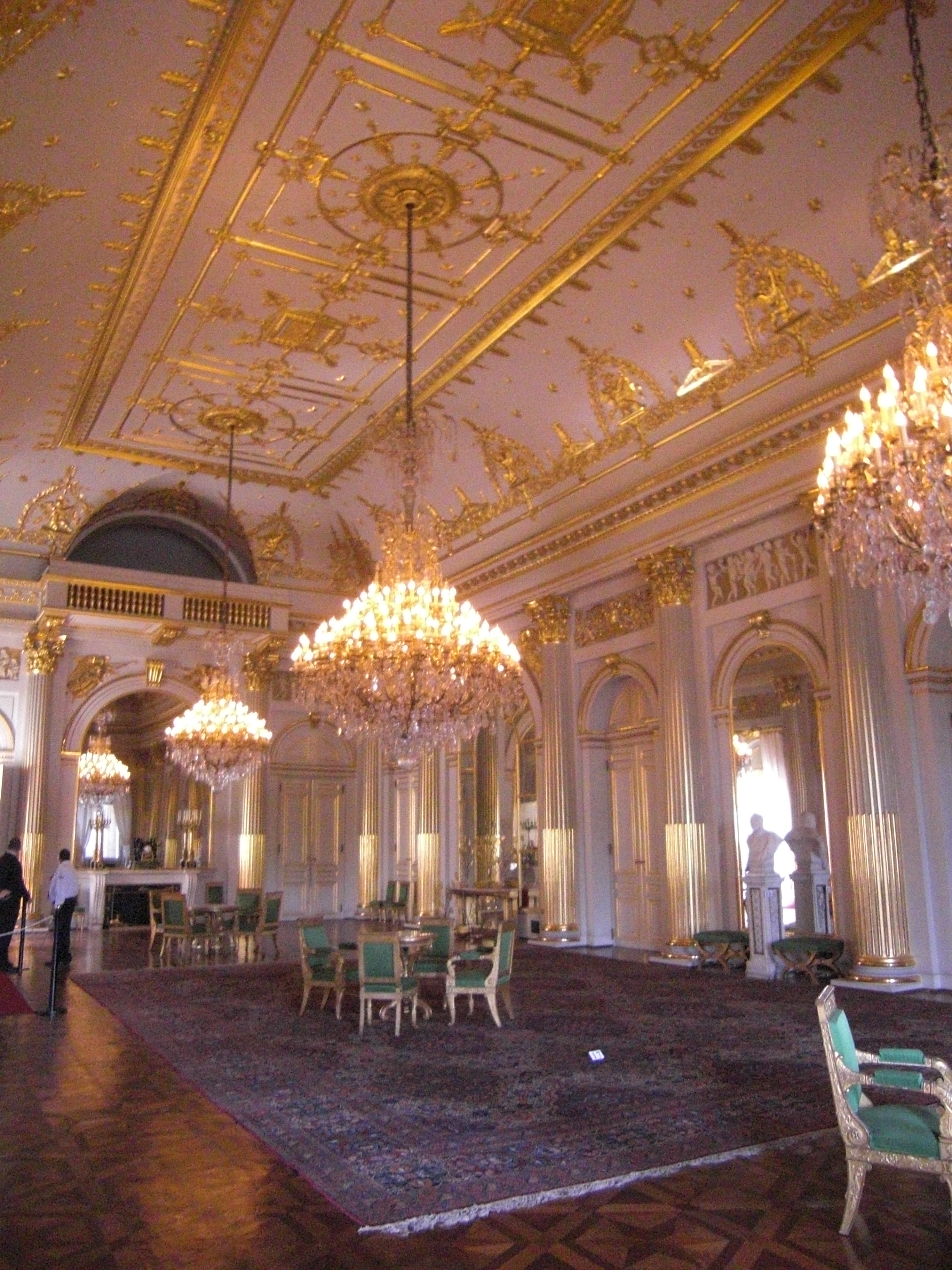 The Royal Palace of Brussels | Unofficial Royalty