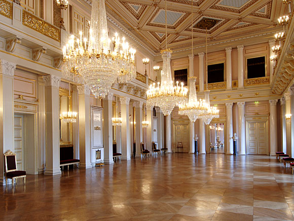 The Great Hall. source: The Royal Court, Photo: Kjartan Hauglid