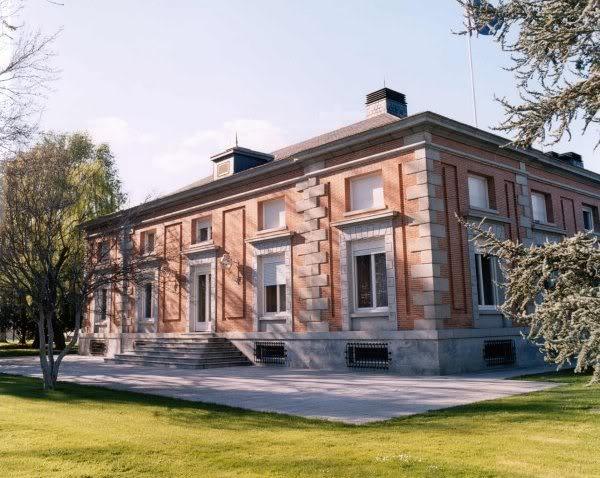 Zarzuela Palast