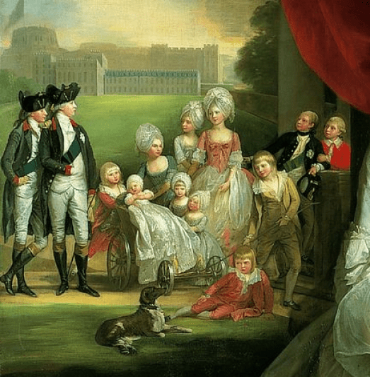 George III children