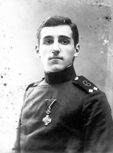 Crown Prince Alexander. source: Royal Family of Serbia