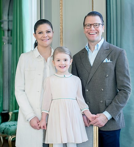 photo: Kate Gabor, Swedish Royal Court