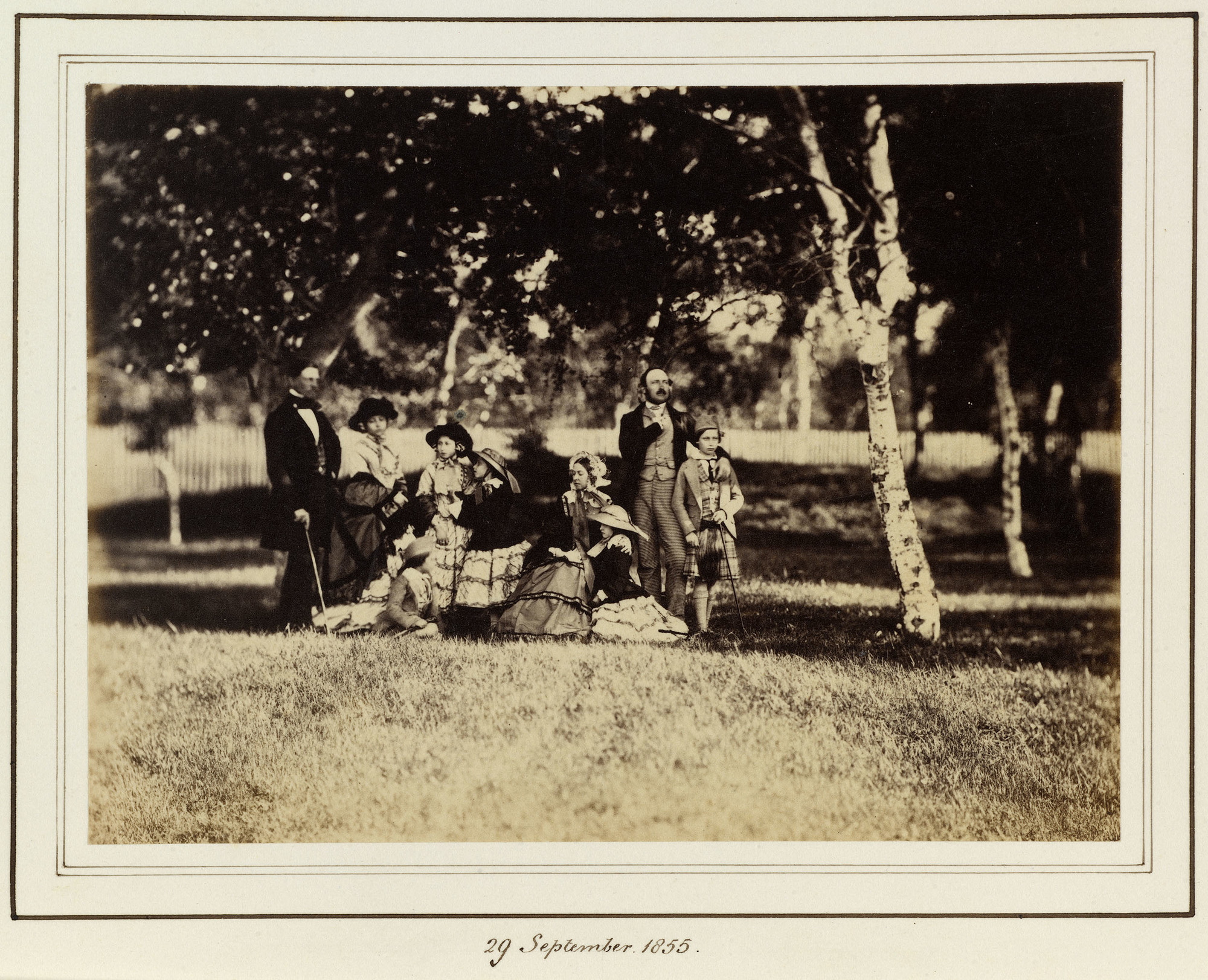 Antique Print Prince and Princess Frederick William of Prussia Riding Horses Harper/'s Weekly 1859