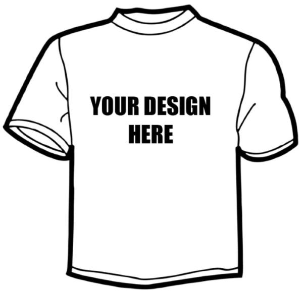 department of english t-shirt design