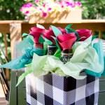 Beer Bouquet Tutorial Beer Gift Idea For Men Unoriginal Mom