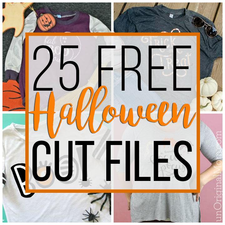 Download Free Cut Files for Fall - unOriginal Mom