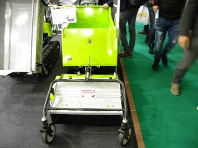 Transporter cingolato Grillo EIMA