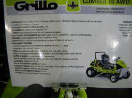 Rasaerba Climber Grillo EIMA