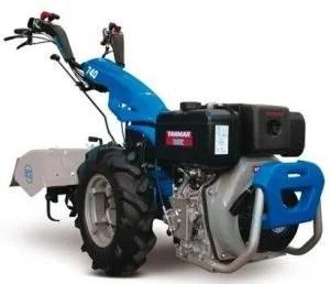 Guida alla scelta tra motocoltivatore e motozappa - BCS 740