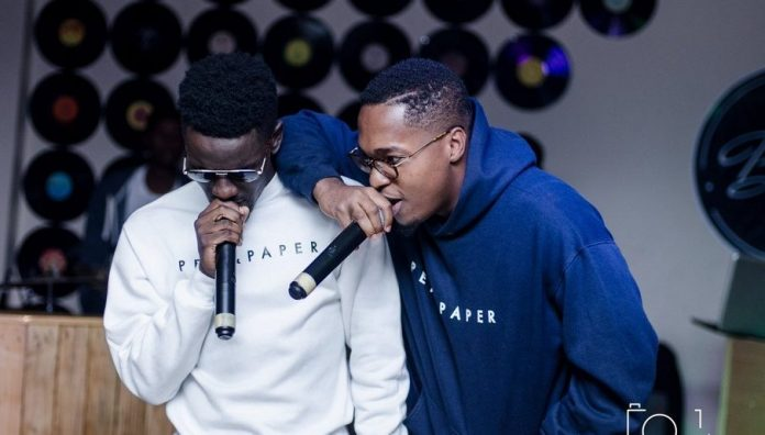 Shaker And Ko-Jo Cue Announce Joint Album