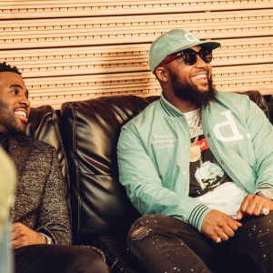 Jason Derulo and Cassper Nyovest