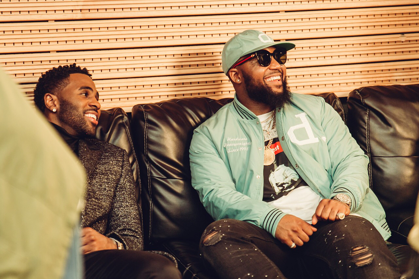"""Jason Derulo Collaborates With Cassper Nyovest on """"Colours"""""""