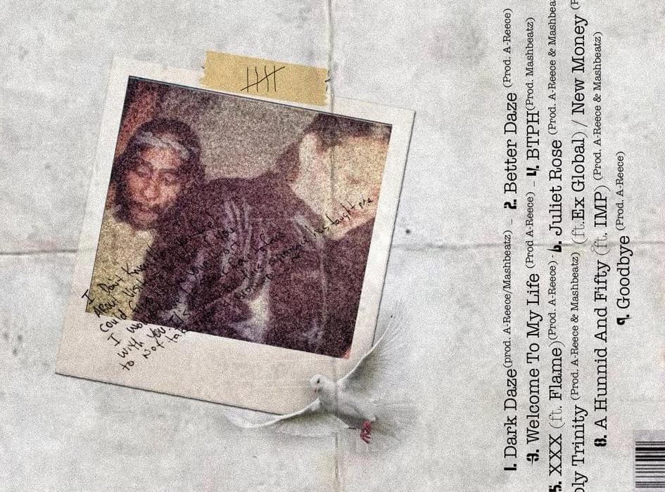 L3 (Long Lost Letters): A-Reece Album Review