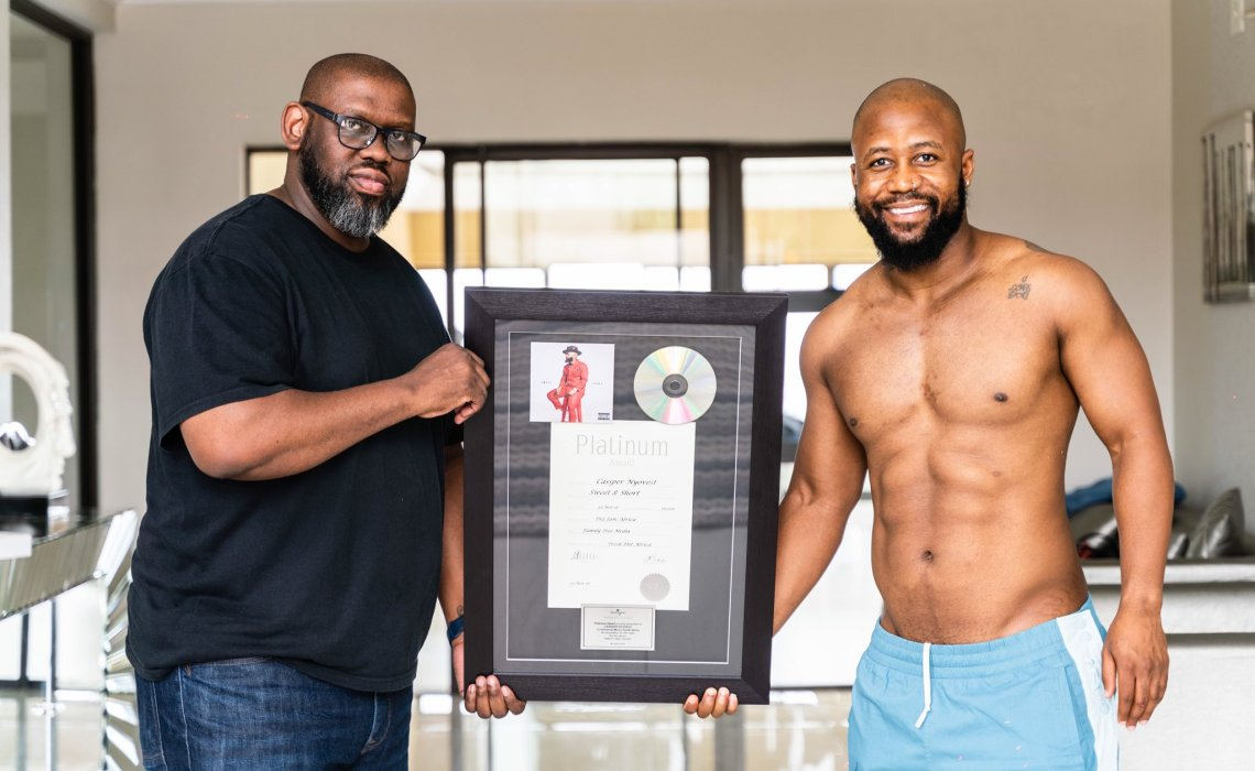 Cassper Nyovest's 'Sweet & Short' Goes Platinum