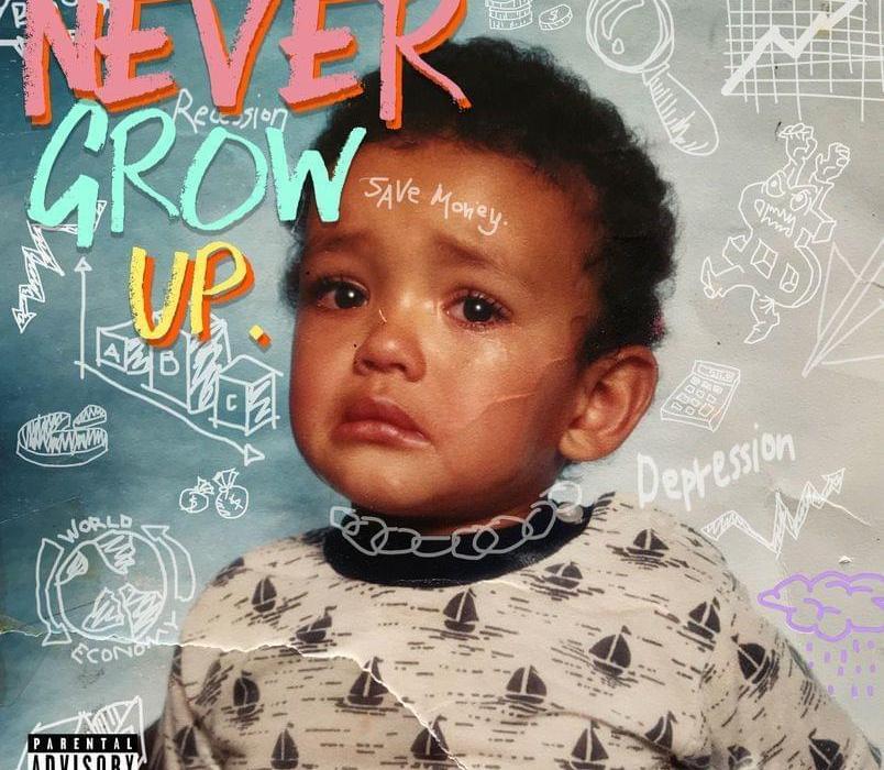 Never Grow Up EP: Shane Eagle Album Review