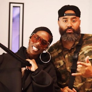 Tiwa Savage and Ebro