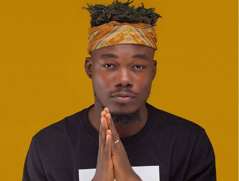 """Camidoh Caps 2019 with """"All For You"""" Ft. Medikal"""