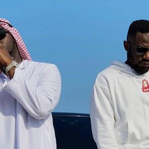 Medikal and Omar Sterling
