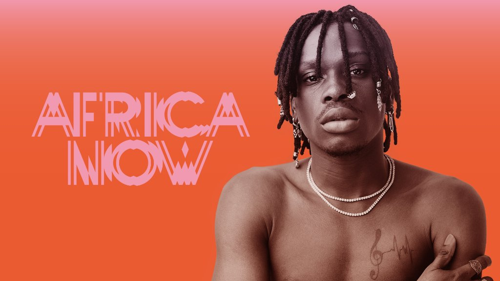 Fireboy DML replaces Davido as new cover of Apple Music's Africa Now