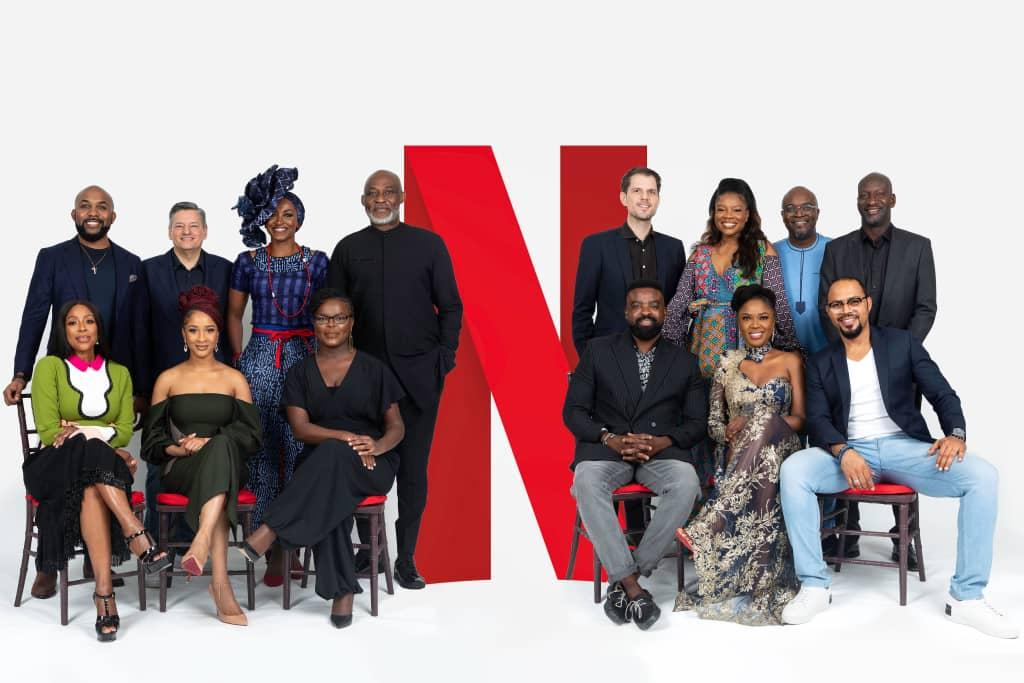 Netflix Unveils Cast for its First 'Netflix Naija' Original Series