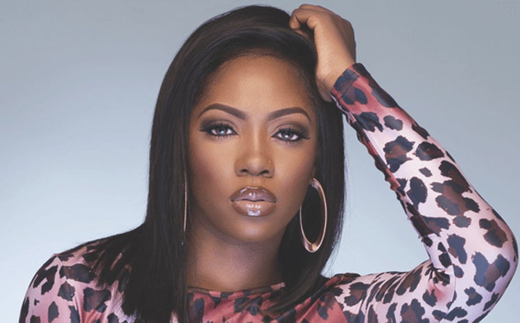 Nigerian Diva Tiwa Savage Announces the Title of Her New Album