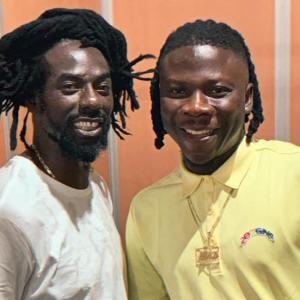 Buju Banton and Stonebwoy