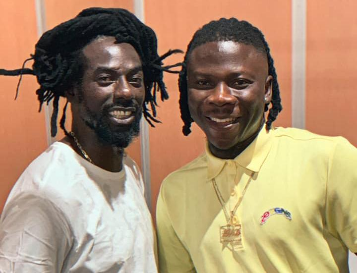 "Buju Banton Features Stonebwoy on Upcoming ""Survivor Riddim"" Project"