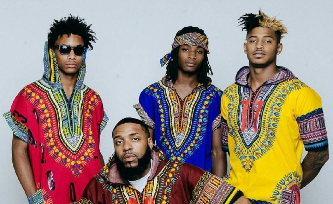 The Amazing History and Evolution of The Dashiki