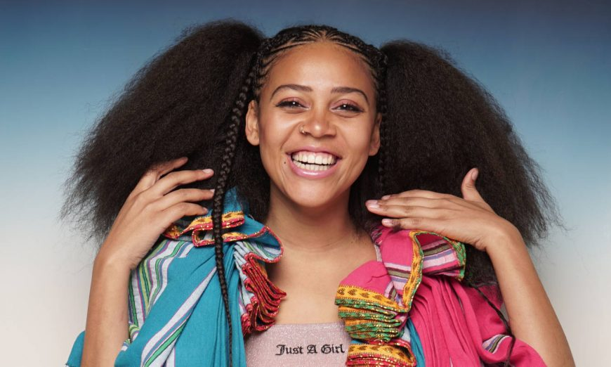 Sho Madjozi Officially Signs To Epic Records