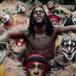 burna boy wonderful music video
