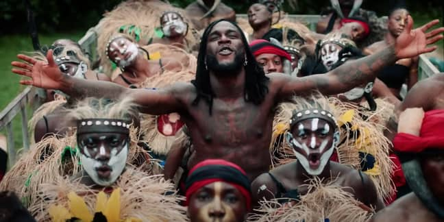 "Burna Boy Whips up ""Twice As Tall"" Album Anticipation with Visuals to ""Wonderful"""