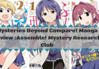 Magic, Hypnosis, Curses, Repeat – Assemble! Mysterious Research Club Review
