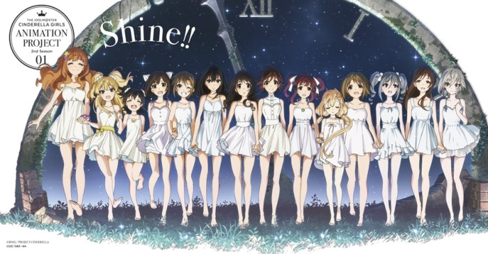 Idolm@ster Cinderella Girls S2 01 Full Cover