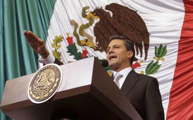Enrique Peña Nieto, former President of Mexico.