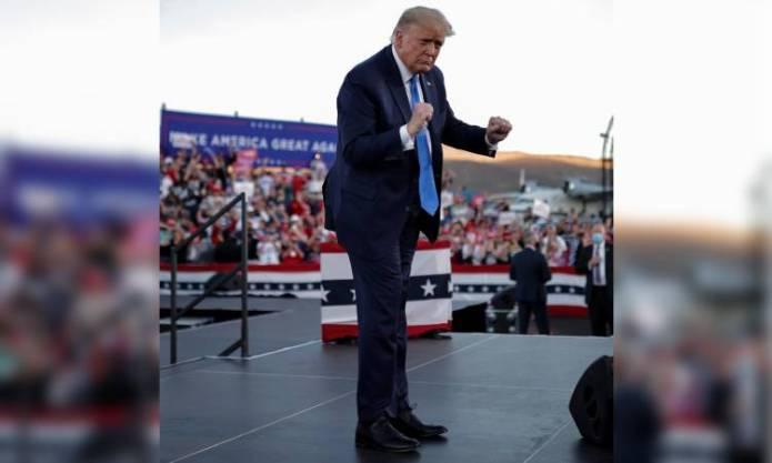 Donald Trump Salsa