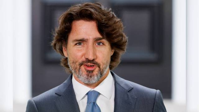 tumbas Canadá Trudeau