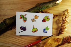 stickers-fruits-automne