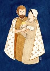 Sainte Famille Mariage G et C